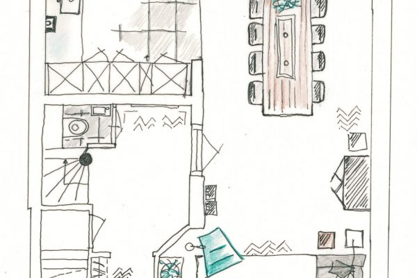 schets-benedenverdieping2