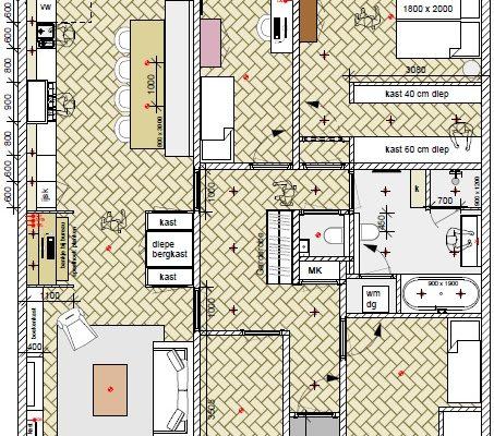 Definitief ontwerp Watteaustraat 16huis