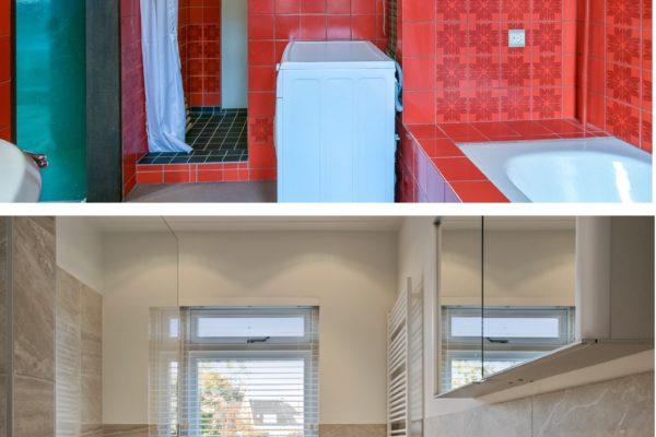 oud en nieuw badkamer