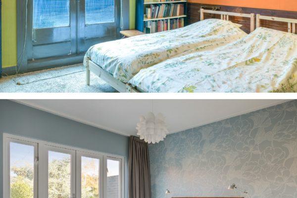 oud en nieuw slaapkamer