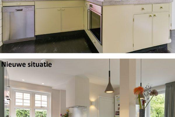 oud en nieuw keuken